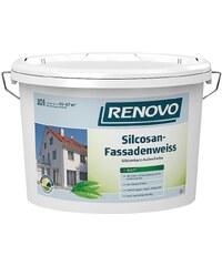 RENOVO Fassadenweiss »Silcosan, weiß 10 L«