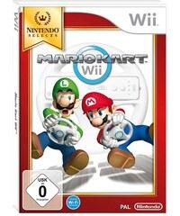 NINTENDO WII Mario Kart Nintendo Selects Wii