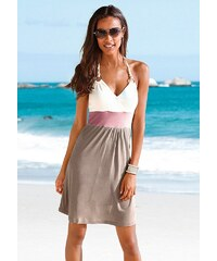 Beachtime Strandkleid mit Colour-Blocking
