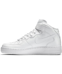 Nike Air Force 1 Mid `07 Obsidian White 315123-415 - Glami.sk 30a05acc6db