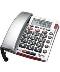 Audioline Telefon »Big Tel 49 plus silber«