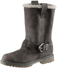 TIMBERLAND Nellie Pull-On Stiefel Damen in grau