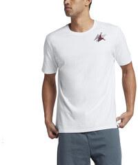 Pánske tričko Air Jordan Box T-shirt White Gym Red 26c8969877c
