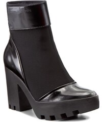 Magasított cipő CALVIN KLEIN JEANS - Sister R0587 Black 656e08bcee