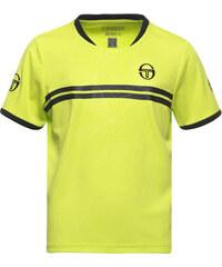 Chlapecké sportovní tenisové triko SPOKES JR T-SHIRT LIME PUNCH SJ 6cbed6088f