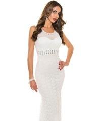 0bab8b5268cb Koucla Dámske čipkované večerné šaty