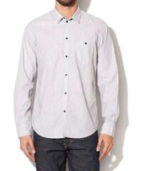 Pepe Jeans pánská šedá košile Presto a012ed116a