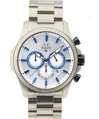 Vysoce odolné vodotěsné chronografy hodinky JVD Seaplane CORE JC704.1 -  10ATM 349b51d00e
