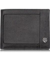 27955bf68d PIQUADRO Značková kožená peňaženka Piquardo sivá 6piq-02-7-016