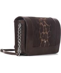df552a1ab17d TALIANSKE Talianska malá plesová kožená kabelka luxusná crossbody ...