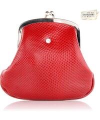 Dámska kožená peňaženka Cavaldi P24-3 - červená - Glami.sk c596e8b4228