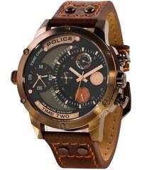 dda36a8c376 Hnědé pánské hodinky