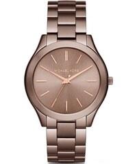 Hnědé dámské hodinky s dopravou zdarma - Glami.cz f176b7978e7