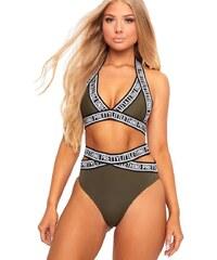 PRETTYLITTLETHING Strap bikini top Adina 59ca35ecea