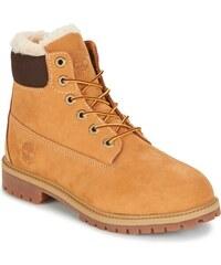 Timberland Kotníkové boty Dětské 6 IN PRMWPSHEARLING LINED Timberland 93c589a1c6
