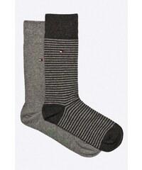 2705864764 Ponožky Tommy Hilfiger GB 3 v balení Black Multi - Glami.cz