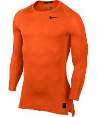 Kompresné tričko Nike M NP TOP COMP LS CRW 703088-815 Veľkosť XXL 01ae73c0a8e