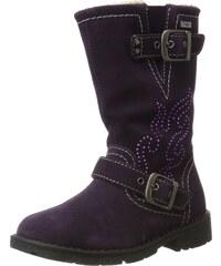 Lurchi Cina-Tex, Bottes à Enfiler Fille - Violet (Blackberry), 27