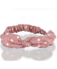 Fashion Icon Puntíkovaná čelenka - šátek puntikatá 9d62cc6d63