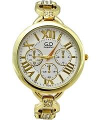 e75d6038851 Dámské hodinky G.D zlato-stříbrné 132D - Glami.cz
