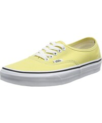 Vans Sk8-Hi, Chaussures de Running Mixte Adulte, Jaune (Dusky Citron/True White), 42 EU