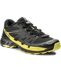 Cipők SALOMON - Wings Pro 2 399668 27 W0 Black Sulphur Spring Black 5658e5229c