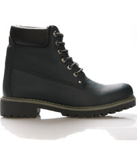 b664664a6c5 Tmavě modré boty farmářky Claudia Ghizzani