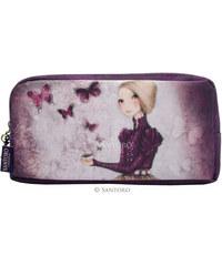 Santoro kozmetikai táska Mirabelle Amethyst Butterfly 655b92d127