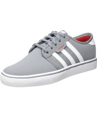Seeley, Chaussures de Skateboard Homme, Gris (MGH Solid Grey/Footwear White/Gum), 46 EUadidas