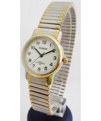 Dámské zlato-stříbrné ocelové hodinky Foibos 7432.2 BICOLOR c8c6b64c24