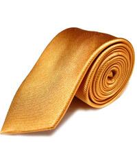 Kravata Brinkleys - zlatý cognac 9dc9e28877