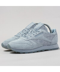 Reebok Classic Leather Lace meteor grey   white 4a2cb0fe5da
