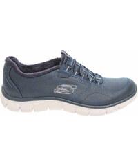 7212f22d0c6 Tommy Hilfiger dámská obuv FW0FW00369 s1385ari 3d2 modrá - Glami.cz