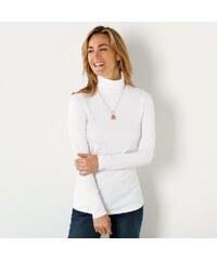 Blancheporte Rolák z pružné bavlny bílá ee08870b66