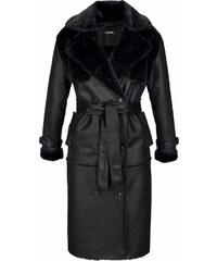 BRUNO BANANI Přechodný kabát černá 39f223f4986