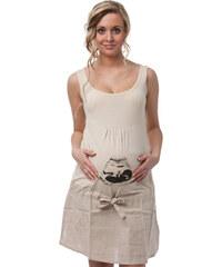 Těhotenské šaty pro všechny příležitosti  1829bcee18