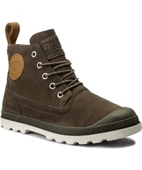 Outdoorová obuv PALLADIUM - London Lp Mid W 95560-251-M Major Brown  c616622a81d