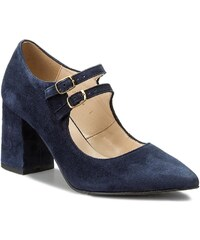 Sagan tmavě modré dámské boty - Glami.cz b551ccc318