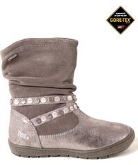 PRIMIGI Dívčí zimní boty polokozačky Gore-tex Primigi 8179377 4fed13a2830