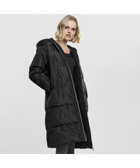 3b4e2648aa06 Dámska Bunda Urban Classics Ladies Oversized Hooded Puffer Coat black black