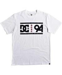 Pánské tričko DC ALLEY OOP SS SNOW WHITE M 3c8a4155b8