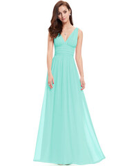 e4a04ac42ba4 Ever Pretty plesové šaty mentolové 9016