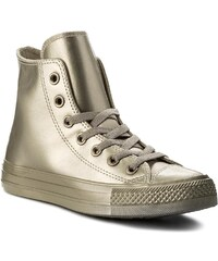 d2cfbfd8f18 Sneakersy CONVERSE - Ctas Hi 157631C Light Gold Light Gold