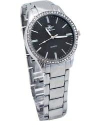 Dámské hodinky Michael John Imagina stříbrné 440D 94e4c23abb