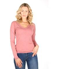 0a7cd61981a Tommy Hilfiger dámský růžový svetr Basic