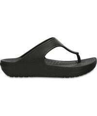 Crocs Crocs Sloane Platform Flip - Black W6 - vel.36 83529e2032