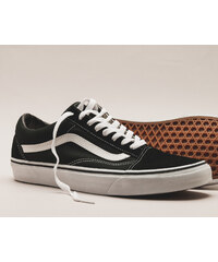 a8b4073d2fb Boty VANS Old Skool Black White