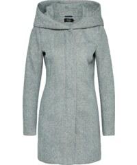ONLY Přechodný kabát  SEDONA  světle šedá 009c4f8cdf