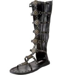 c9058dd0e83 Vivobarefoot Sandales Chaussures Sandale Eclipse Noir Homme - Glami.fr