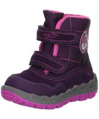 Superfit 1-00013-41 Detské zimné topánky ICEBIRD 01083bea73f